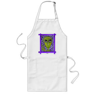 Easy Bein Green Long Apron