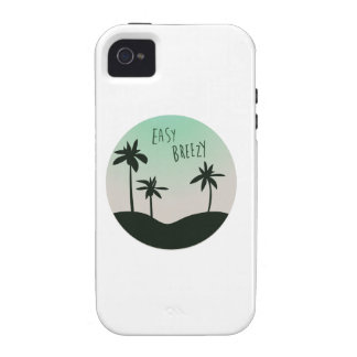 Easy Breezy iPhone4 Case