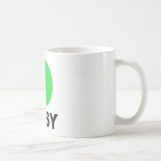 EASY CLASSIC WHITE COFFEE MUG