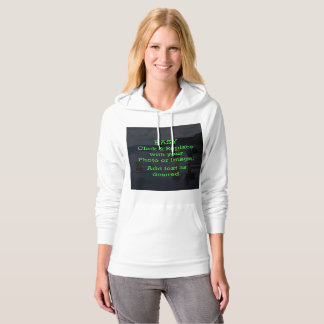 Easy Click & Replace Image to Create Your Own Hoodie