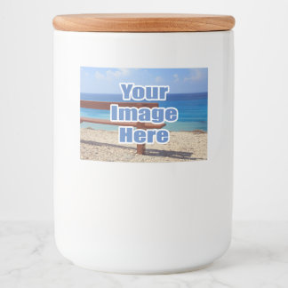 Easy Create Your Own Personalized Custom Food Label