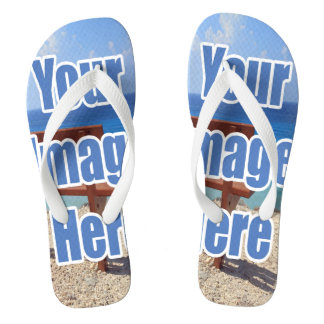 Easy Create Your Own Personalized Flip Flops