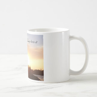Easy does it - 12 step slogan mug