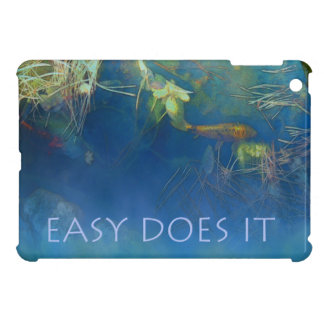 Easy Does It Koi Pond Case For The iPad Mini