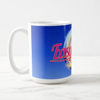 EASY DOES IT logo style Coffee Mug