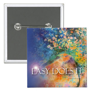 Easy Does It Rocks & Flowers Recovery Button