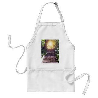 Easy Does It Steps Adult Apron
