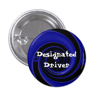 Easy Find - Designated Driver - Customized Pin