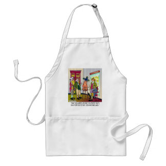 Easy For You To Say Give Me Liberty or Death Adult Apron