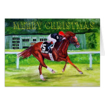 Easy Goer Christmas Card