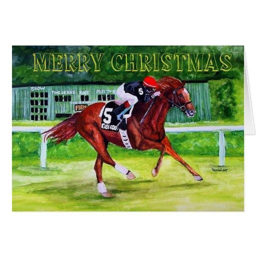 Easy Goer Christmas Card