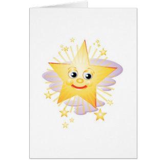 Easy Going Shining Star Card