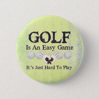 Easy Golf Button