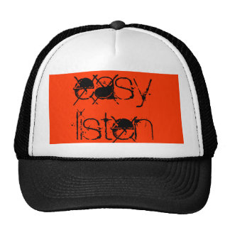 easy listen Hat