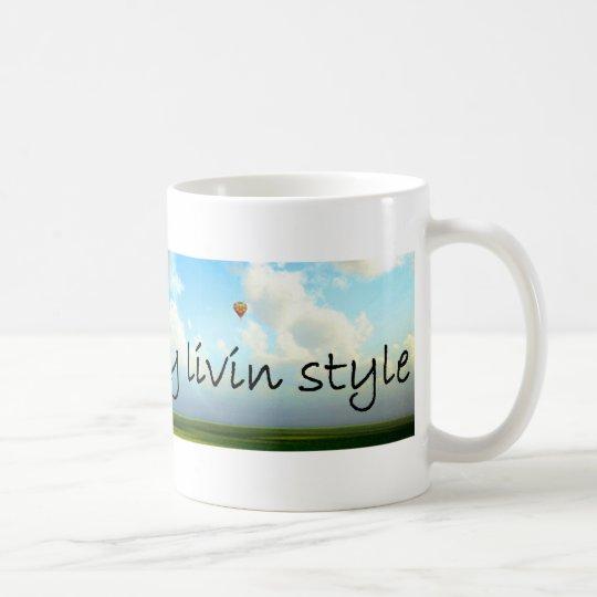 Easy Livin Style Collection Coffee Mug