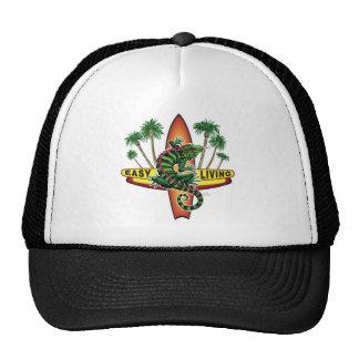 Easy Living Lizard Beach Wear Hats