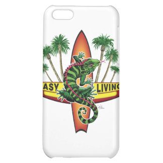 Easy Living Lizard Beach Wear Cover For iPhone 5C
