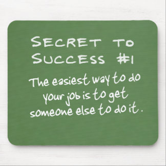 Easy path to success (2) mouse pads