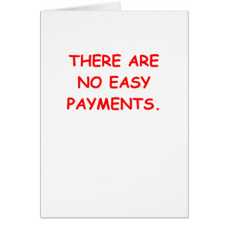 easy payments card