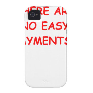 easy payments Case-Mate iPhone 4 cover