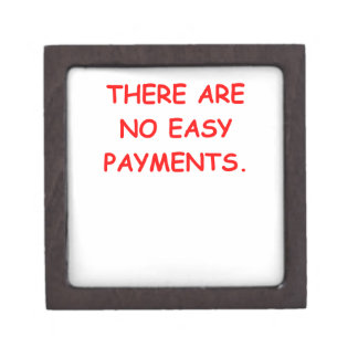 easy payments gift box