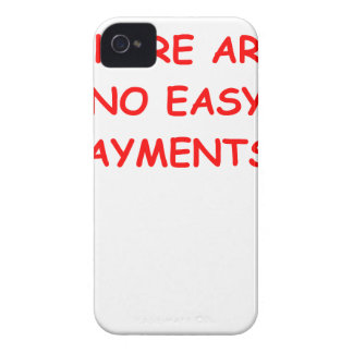 easy payments iPhone 4 case