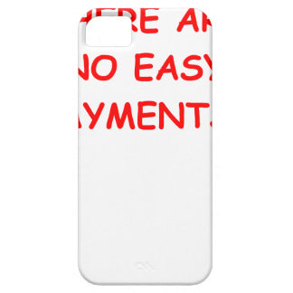 easy payments iPhone 5 cover