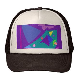 Easy Relax Space Organic Bliss Meditation100 Trucker Hat