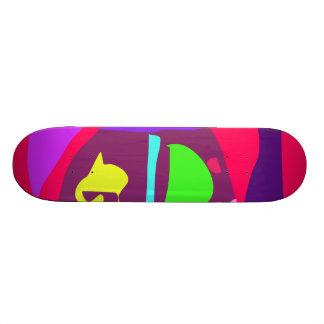 Easy Relax Space Organic Bliss Meditation10 Skate Board Decks