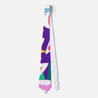 Easy Relax Space Organic Bliss Meditation14 Neck Tie