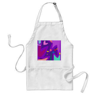Easy Relax Space Organic Bliss Meditation15 Adult Apron