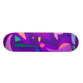 Easy Relax Space Organic Bliss Meditation15 Skate Board