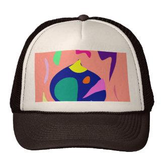 Easy Relax Space Organic Bliss Meditation25 Trucker Hat