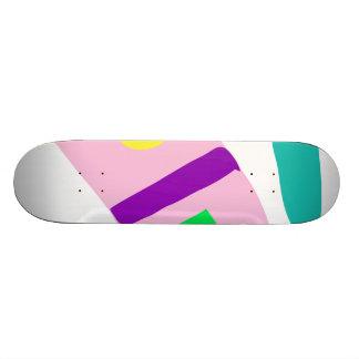 Easy Relax Space Organic Bliss Meditation29 Skate Board Decks
