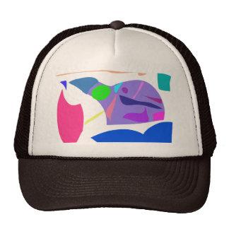 Easy Relax Space Organic Bliss Meditation34 Trucker Hat
