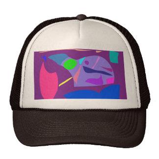 Easy Relax Space Organic Bliss Meditation35 Trucker Hat