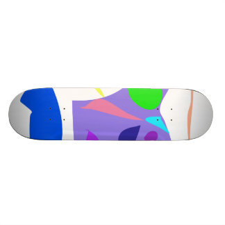 Easy Relax Space Organic Bliss Meditation35 Skate Board Decks