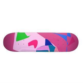 Easy Relax Space Organic Bliss Meditation40 Skate Deck