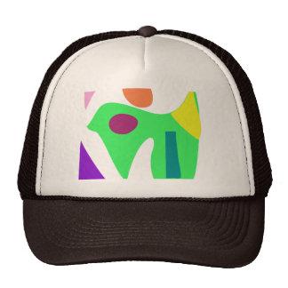 Easy Relax Space Organic Bliss Meditation4 Trucker Hat