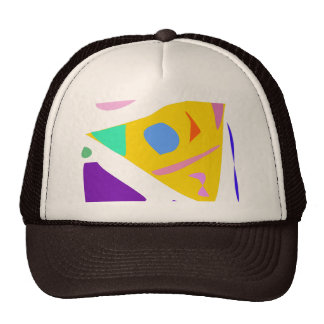 Easy Relax Space Organic Bliss Meditation54 Trucker Hat