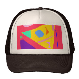 Easy Relax Space Organic Bliss Meditation55 Trucker Hat