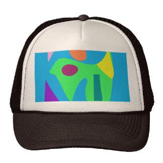 Easy Relax Space Organic Bliss Meditation5 Trucker Hat