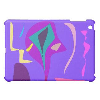 Easy Relax Space Organic Bliss Meditation60 iPad Mini Cover
