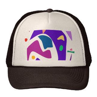 Easy Relax Space Organic Bliss Meditation64 Trucker Hat