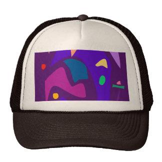 Easy Relax Space Organic Bliss Meditation65 Trucker Hat