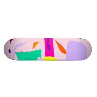 Easy Relax Space Organic Bliss Meditation75 Skate Board