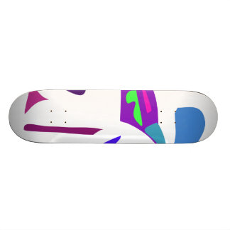 Easy Relax Space Organic Bliss Meditation79 Skateboard