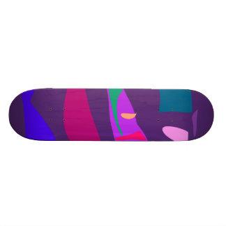 Easy Relax Space Organic Bliss Meditation85 Skate Decks