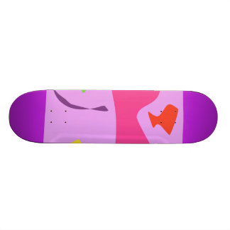 Easy Relax Space Organic Bliss Meditation90 Skate Board Decks