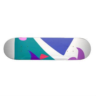Easy Relax Space Organic Bliss Meditation99 Skate Decks